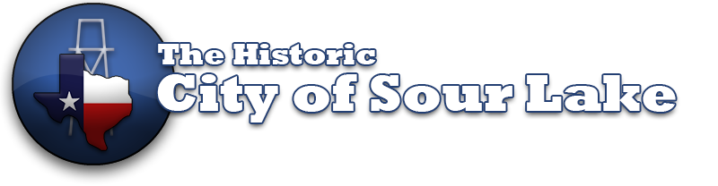City of Sour Lake Logo